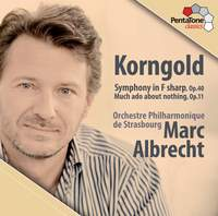 Korngold: Symphony in F sharp