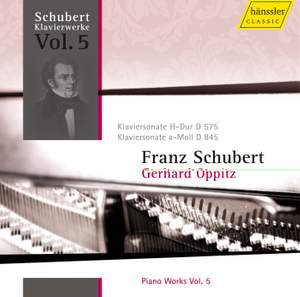 Schubert - Piano Works Volume 5