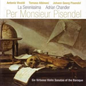Per Monsieur Pisendel