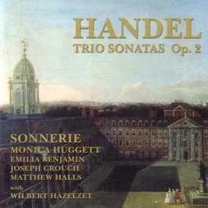 Handel: Trio Sonatas (6), Op. 2