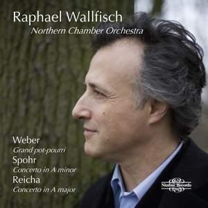 Raphael Wallfisch plays Spohr, Reicha, Danzi & Weber