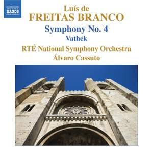 Freitas Branco - Orchestral Works Volume 4