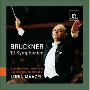 Bruckner: Symphonies 0-9 Product Image