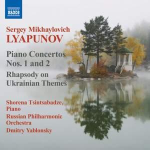 Lyapunov: Piano Concertos Nos. 1 & 2