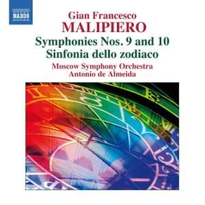 Malipiero - The Symphonies Volume 5