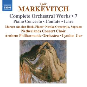 Markevitch - Complete Orchestral Works Volume 7