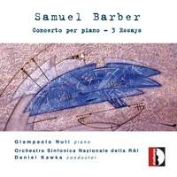 Piano Concerto (and Three Essays for Orchestra)