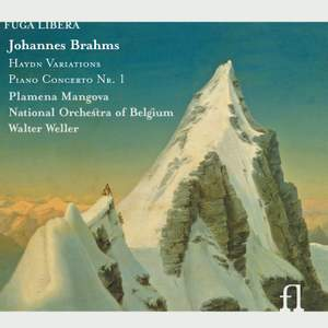 Brahms: Haydn Variations & Piano Concerto No. 1 Product Image
