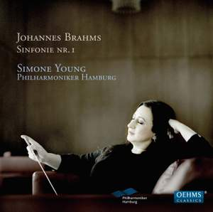 Brahms: Symphony No. 1 in C minor, Op. 68 Product Image
