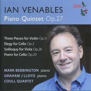 Ian Venables: Chamber Works