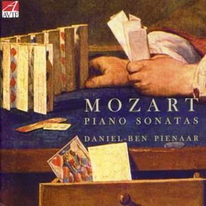 Mozart: Piano Sonatas 1-18 Product Image