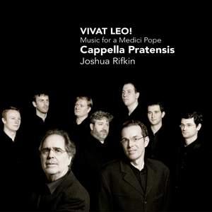 Vivat Leo! Music for a Medici Pope