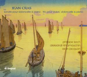 Jean Cras: Chamber Works
