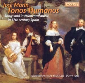 Jose Marin:Tonos Humanos