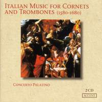 Italian Music for Cornets and Trombones