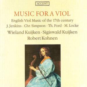 Locke: Music for a Viol
