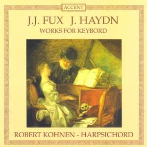 Fux & Haydn: Keyboard Works