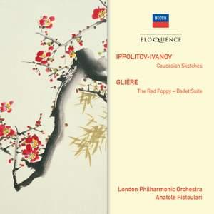 Anatole Fistoulari conducts Ippolitov-Ivanov & Glière