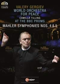 Mahler: Symphonies Nos. 4 & 5