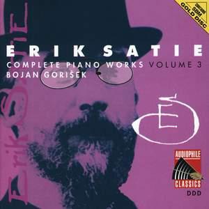Erik Satie: Complete Piano Works, Volume 3