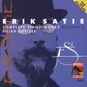 Erik Satie: Complete Piano Works, Volume 4