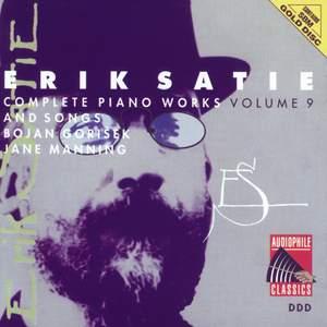 Erik Satie: Complete Piano Works, Volume 9