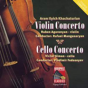 Khachaturian: Violin & Cello Concertos