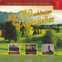 Various: Die 150 schonsten Volkslieder
