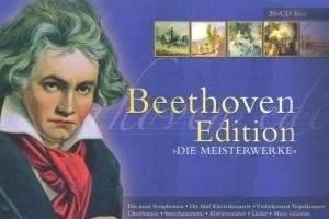 Beethoven Edition: Die Meisterwerke