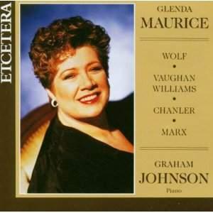 Glenda Maurice Live at the Wigmore Hall