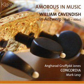 Amorous in Music: William Cavendish in Antwerp