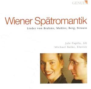 Wiener Spätromantik