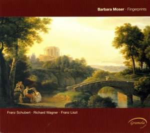 Schubert, Wagner & Liszt: Fingerprints