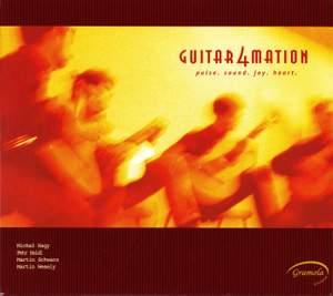 Guitar4mation: Pulse, Sound, Joy, Heart
