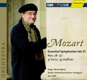 Mozart Essential Symphonies Vol. VI