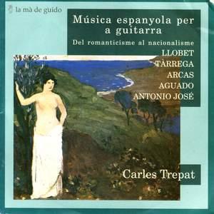 Musica Espanyola per a Guitarra