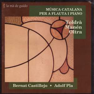 Catalan Music for Flute and Piano