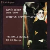Pérez de la Parra: Officium Defunctorum