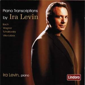 Ira Levin: Piano Transcriptions