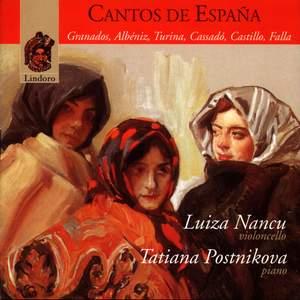 Cantos De Espagna: Nancu/Postnikova