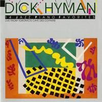 Dick Hyman, Live from Toronto's Café des Copains