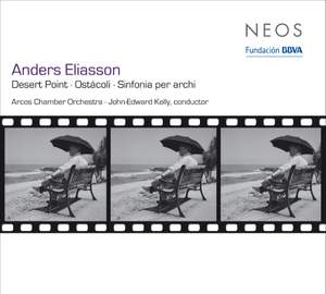 Anders Eliasson: Works for Chamber Orchestra