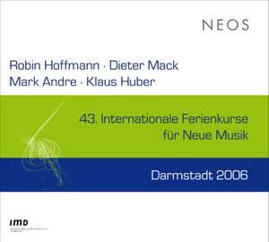 43. Internationale Ferienkurse fuer Neue Musik