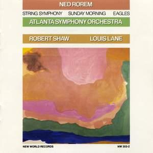 Ned Rorem: Orchestral Works