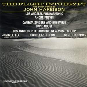 Jon Harbison: The Flight Into Egypt Product Image