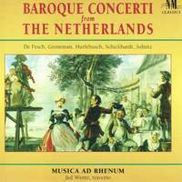 Baroque Concerti of the Netherlands