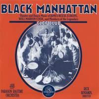 Black Manhattan Vol. 1: Theater and Dance Music of Europe