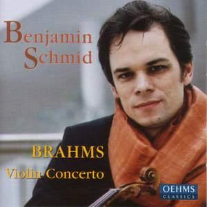 Brahms: Violin Concerto & Piano Quartet No. 3