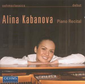Alina Kabanova: Piano Recital
