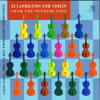 Aa, M.V/D / Ansink, C. / Padding, M: 24 CAPRICCIOS FOR VIOLIN SOLO
